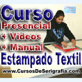 Cursos de Serigrafia Textil